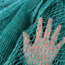 6 strands-24 strands Semi finished produc fishing network traw net single-layer fishing tool Crops  Fence net Cage material