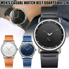 Watches for Men Business Casual Luxury FEA889 Dressy Minimalist Fashion Ultra-Thin