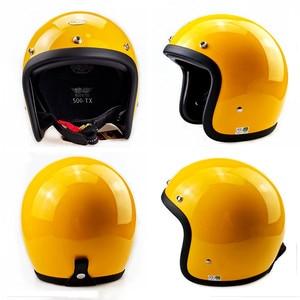 Image 5 - TT & CO פתוח פנים קסדת אור משקל פגז 500tx סדרת כפול D טבעת חיזוק מותג יפן סיבי זכוכית בציר אופנוע קסדה