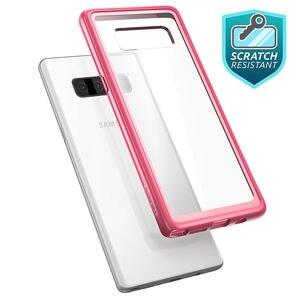 Image 4 - I BLASON Voor Samsung Galaxy Note 8 Case Halo Serie Anti Klop Krasbestendig Beschermende Tpu Bumper + Clear Back cover Case