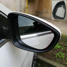 Боковое крыло зеркало корпус рамка Накладка для Volkswagen Scirocco MK3 Passat B7 для Jetta MK6 CC Beetle EOS Замена Левый и правый