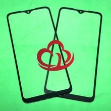 10Pcs เปลี่ยน LCD หน้าจอสัมผัสหน้าจอกระจกเลนส์ด้านนอกสำหรับ Motorola Moto G8 Play XT2015 / G8 PLUS XT2019