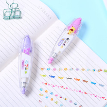 Korean stationery correction belt creative pressing lace trimming cute decoration diary