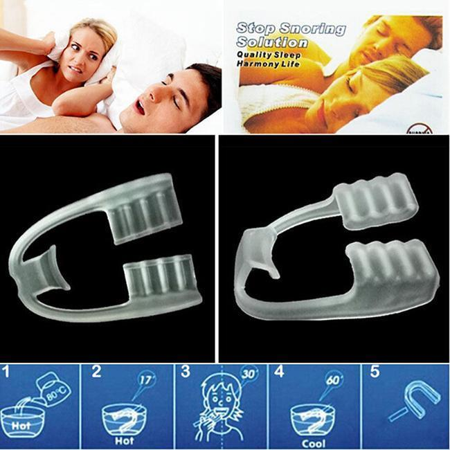 Dental Mouth Guard for Teeth Grinding, Bruxism, Dental Bite Sleep Aid Snore