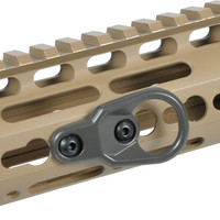 QD Sling Swivel Adapter Halterung mit Keymod Basis Passt Für M-LOK & Keymod Handschutz System Jagd Gun Zubehör