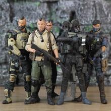 Экшн фигурки COD Call Duty Black Ops 4, игрушка для PS4, мыло, призрак, сераф, Руина, 7 дюймов, Джон мактавиш, Саймон, Райли, вариант, МакФарлейн