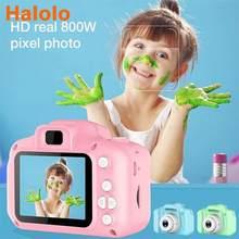Cámara de video impermeable para niños, dispositivo para captura de imágenes en alta calidad, videos en 8mp, pantalla HD a prueba de agua, con diseño tipo infantil