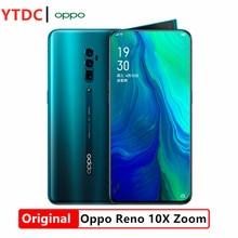 Originele Oppo Reno 10x Zoom Smart Phone Android 10 6.6