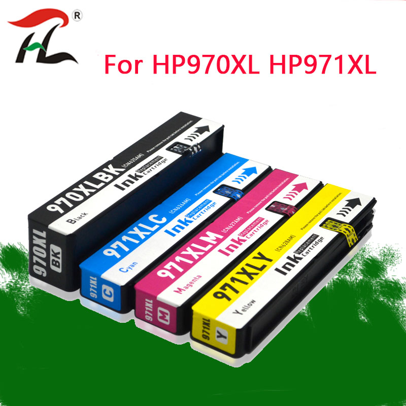 970XL Compatible for HP970 XL 971XL Ink Cartridge HP OfficeJet X451dn X451dw X476dn X476dw X551dw X576dw X451 X476 X551 inkjet