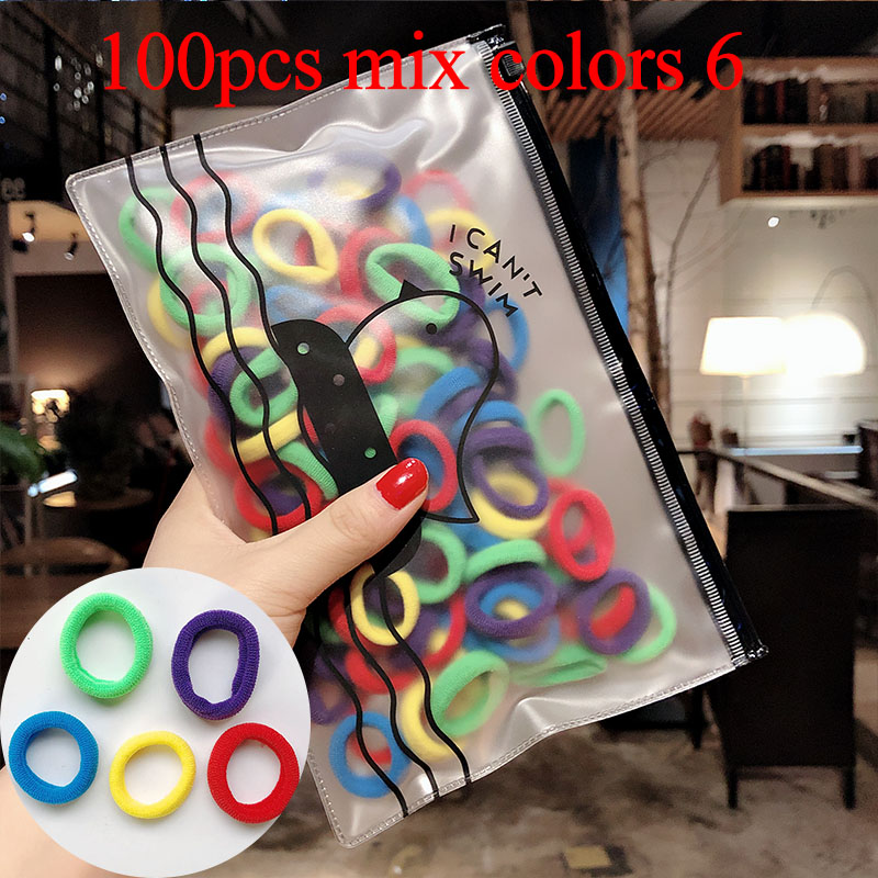 100pcs mix colors 6