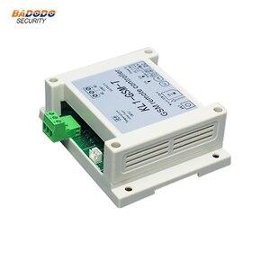 Image 4 - نظام حماية GSM لاسلكي التحكم عن بعد التتابع التبديل تحكم في الوصول مع 10A التتابع الناتج NTC استشعار درجة الحرارة