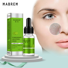 MABREM Pomegranate Shrink Pores Face Serum Whitening Skin Care Anti Aging Anti W