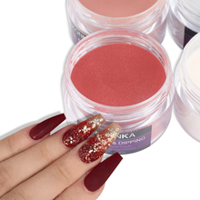 Nail-Extension Dipping-Powder Professionals Pigment Manicure-Accessories Dust 15g