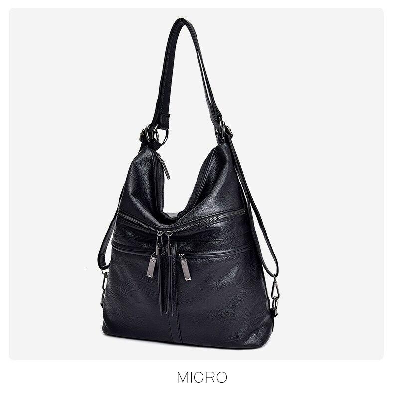 Vfemage multifunction bolsas femininas bolsas de ombro