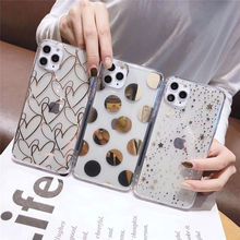 Love Heart Soft TPU Silicone Phone Case For iPhone SF