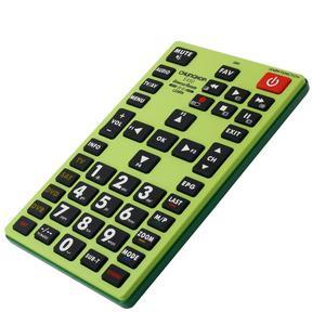 Image 3 - 1PCS Chunghop E450 2AAA Combinational Remote Control Learn Ror TV SAT DVD CBL DVB T AUX Universal CE BIG REMOTE