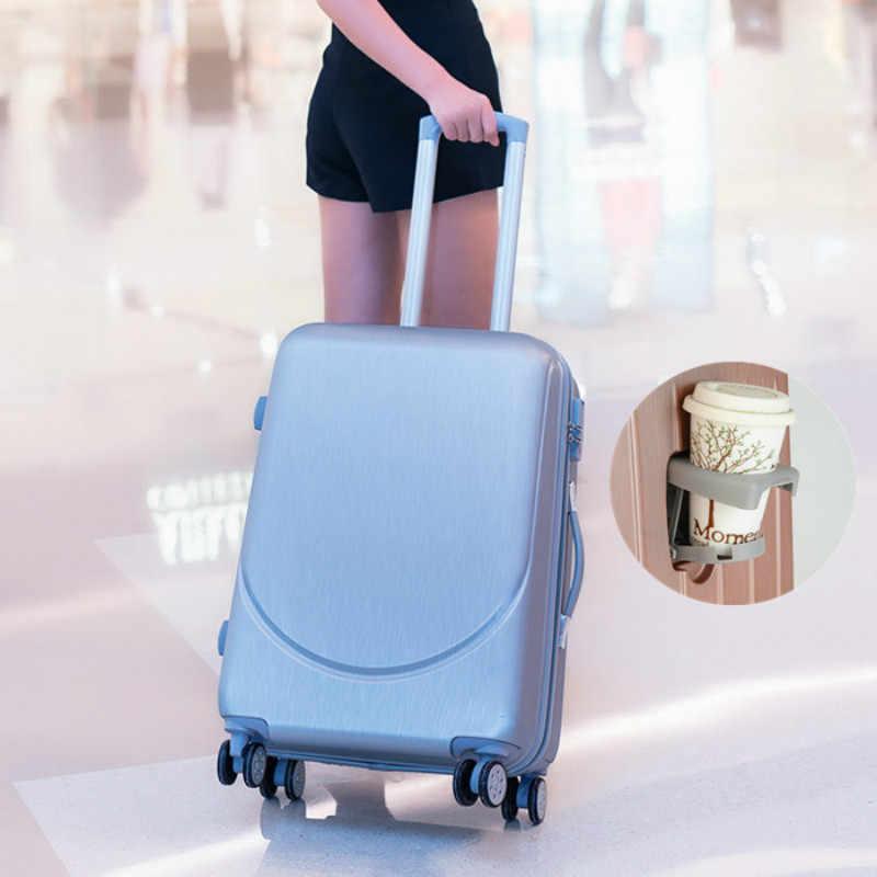 Vintage abs + pc trole malas rolando bagagem spinner feminino mala de viagem 20 polegada cabine malas roda 24/26 polegada retro tronco