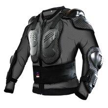 Nuova Armatura Del Motociclo del Rivestimento di Motocross Full Body Protettiva Giubbotti, Petto Gomito Posteriore Della Spalla di Protezione Panno di protezione