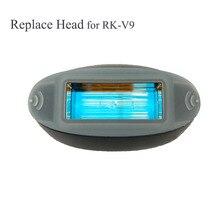 Codace IPL urządzenie do trwałego usuwania włosów wymienna lampa do Jin bison RK V9 czarna