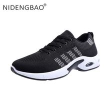 Men Air Sole Running Shoes Comfortable Lace-up Outdoor Mesh sneakers Male Breathable Jogging Walking Sport Shoes Zapatillas apple brand men breathable air mesh running shoes weaving outdoor athletic zapatillas sport jogging sneakers walking shoes