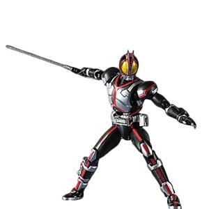 Image 5 - Maskeli Rider 555 20th yıldönümü Kamen Rider Faiz eylem şekilli kalıp oyuncaklar PVC 15CM koleksiyon hediyeler masaüstü dekorasyon