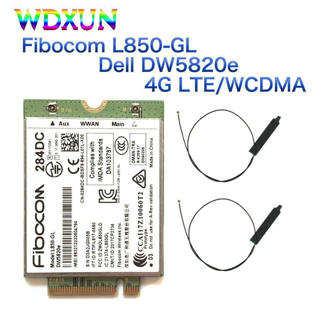 L850-GL 4G Module Wireless Network Card Wireless LTE-FDD WCDMA Network WiFi Card