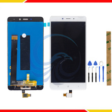 For Xiaomi Redmi Note 4 LCD Display With Touch Screen Complete Assembly MTK Helio X20 Tested
