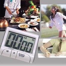 Домашнее украшение дома цифровой будильник бытовой большой экран таймер кухня напоминание электронный таймер цифровой секундомер-таймер