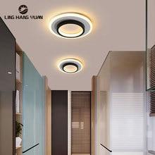 15W New Modern Ceiling Light For Home Living room Bedroom Corridor Light Star Lamp Ceiling Lamp Square&Round Luminaire 110V 220V