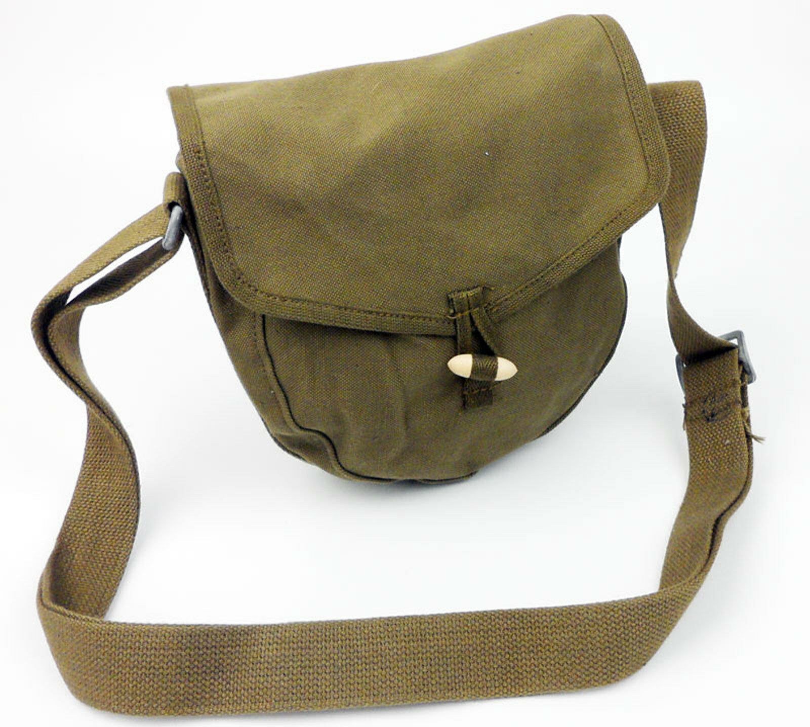 tomwang2012. Surplus Chinese Army type 56 DRUM AMMO POUCH BAG CASE Canvas ORIGINAL Military High Quality(China)