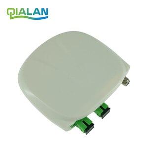Image 2 - Faser Optische FTTH optische empfänger SC/APC SC/APC mit WDM und AGC Mini Knoten Indoor Optischer Empfänger und optische Transeiver