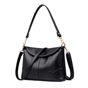 Image 2 - Sac A Main Small Leather Luxury Handbags Women Bags Designer Ladies Shoulder Crossbody Hand Bags for Women 2020 Bolsa Feminina