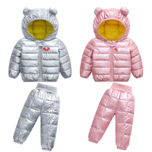 Autumn Winter toddler Boy Girl Clothing Sets baby Boys  Clot