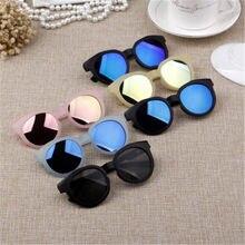 Marka 2020 yeni çocuk güneş gözlüğü kız güzel bebek güneş gözlüğü çocuk gözlük kedi göz güneş gözlüğü erkekler için Gafas De Sol UV400