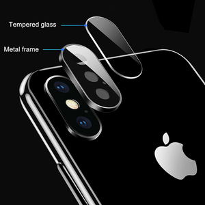 Image 4 - Back Camera Lens Protector Protective glass For iphone 11 x xr xs max Tempered Glass flim protection glass on  iphone 11 Pro MAX