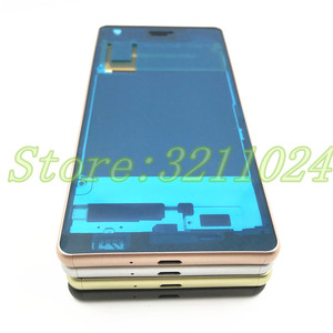Image 4 - Middle Frame For Sony Xperia X F5121 F5122 Frame Bezel LCD Housing Chassis Mid Faceplate Replacement Repair Spare Parts