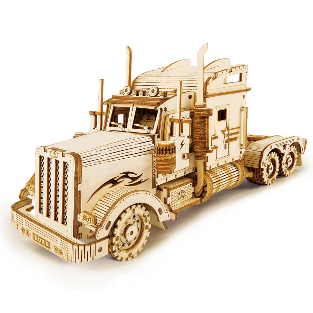 MC502 Heavy Truck