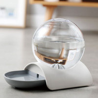 New Automatic Water Dispenser Dog Cat New Safe Non toxic Drinking Fountainbubble Ball Pet Water Feeder Safe Water Dispenser