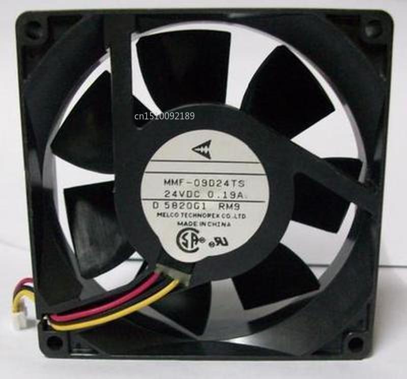 For Original Drive Fan CA1322-H01 MMF-09D24TS-RM9 24V 0.19A Free Shipping
