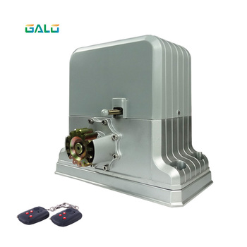GALO AC110 AC220 Electric rolling/sliding gate actuator motor opener with remote control and alarm system move 1800KG Gate automatic motor gate opener industrial park remote control sliding gate opener for 1800kg weight gate operater motor enginer