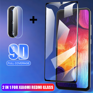 Full Cover 9D Tempered Glass For Xiaomi CC9 Pro A3 Lite Screen Protector For Redmi Note 7 8 Pro 8T 7 8 A Protective Film
