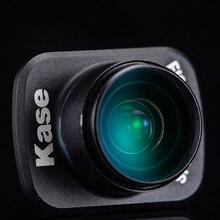 Kase عدسة عين السمكة المغناطيسية ، للكاميرا المحمولة باليد ، DJI OSMO Pocket