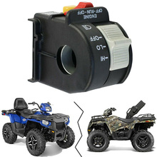 Practical Headlight Handle Switch Stop Replacement 4010560 4010591 Control ATV Part Durable Professional