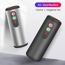 Car Air Purifier USB with HEPA Filter Fresh Air Anion Car Air Purifier Infrared Sensor Air Cleaner best for Car Home Office 2018 ky hpa 19 hepa air purifier double fan double filter high sensitivity air quality sensor aromatherapy tank at the bottom