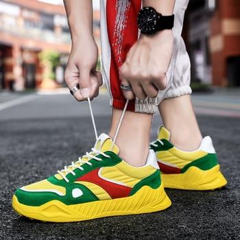 Zapatos Deportivos transpirables para Hombre, botas de baloncesto, Deportivas, de entrenamiento