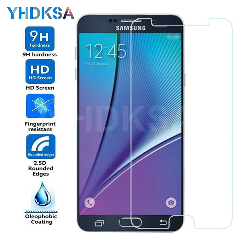 9H Protective Glass On The For Samsung Galaxy J3 J5 J7 2015 2016 2017 Screen Protector For J2 J8 J4 J6 2018 Tempered Glass Film