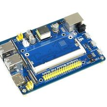 Io-Board Compute-Module Waveshare For Raspberry Pi with Poe-Feature Cm3l/cm3