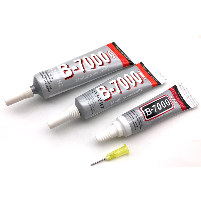 15ml 25ml B7000 Glue Screen Glass Adhesive Nail Gel Epoxy Resin Adhesive DIY Jewelry Super Liquid Glue For Wood B-7000