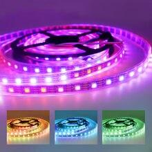 Pixel светодиодные ленты светильник 5 м/лот ws2815 dc12v 30/60