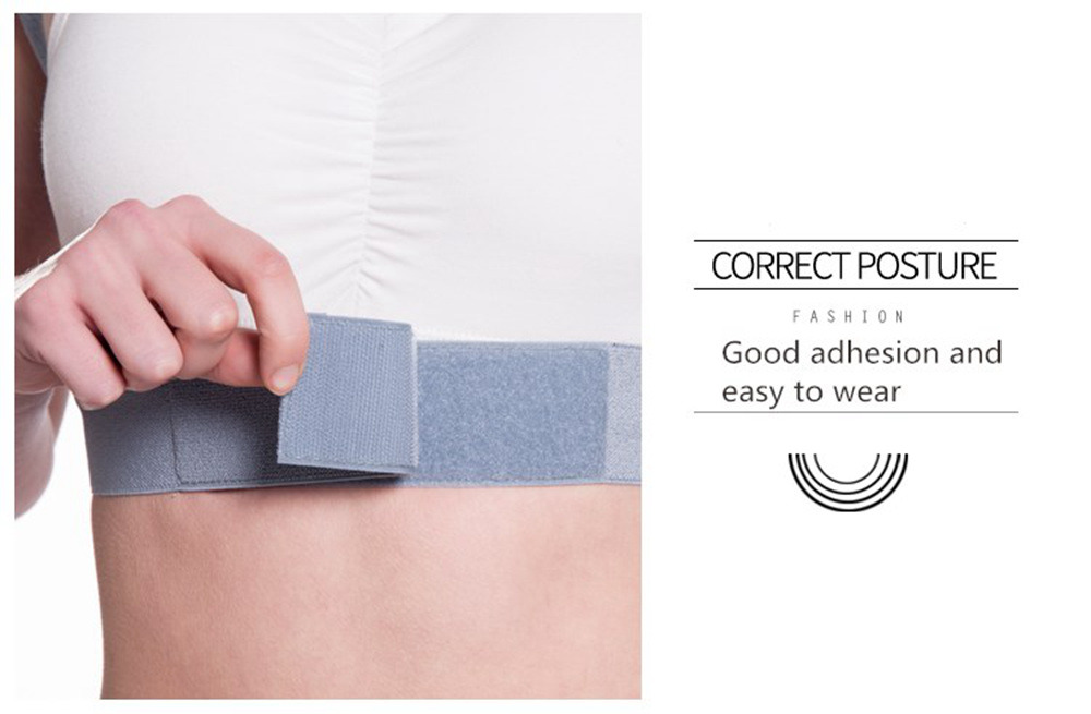 Adjustable Posture Corrector Belt for Clavicle and Spine Support Helps to Relief Back Pain Suitable for Unisex 14